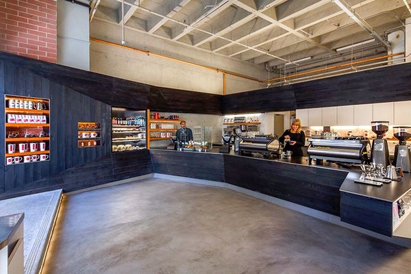 Photo of San Francisco event space venue Coffee Bar Mission District's Main Space
