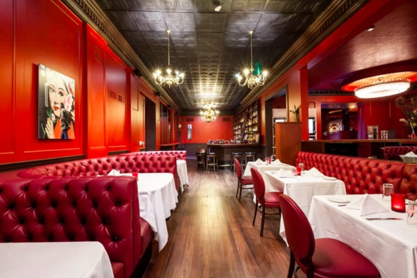 Photo of San Francisco event space venue Alfred's Steakhouse's Bar/Lounge