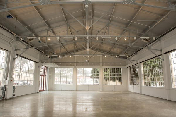 Photo of San Francisco event space venue Fort Mason Center Gallery 308's Gallery 308