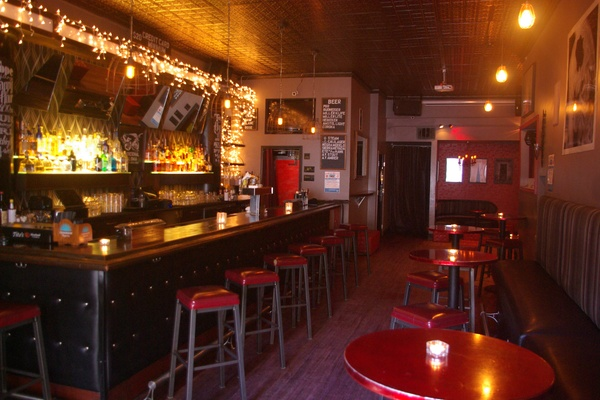 Photo of San Francisco event space venue Tope Lounge's Main Space