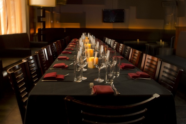 Photo of SF event space venue Fahrenheit Restaurant & Lounge's Loft Dining/Lounge