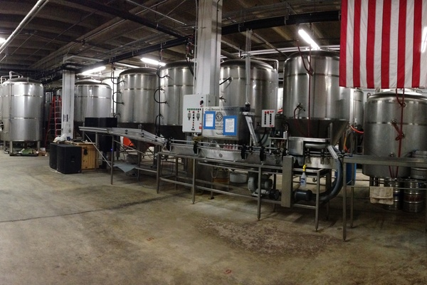Photo of DC / MD / VA event space venue DC Brau Brewing's Full Venue