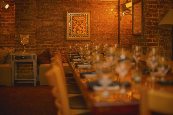 Photo of DC / MD / VA event space venue LiLLies Restaurant's Firenze Private Dining Room