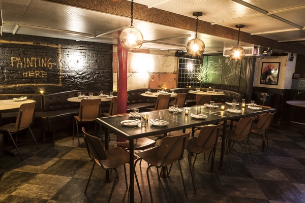 Photo of NYC / Tri-State event space venue Swine's Downstairs Dining Room