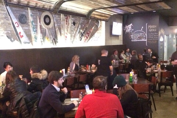 Photo of Chicago event space venue Burger Bar - Loop's Main Space