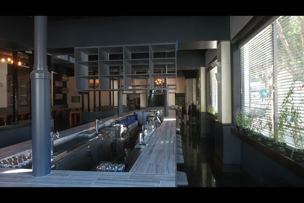 Photo of San Francisco event space venue Hex SF's 360-degree Bar