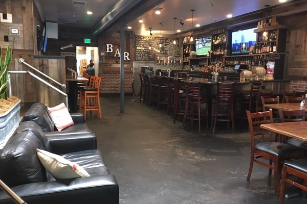 Photo of San Francisco event space venue Southern Sweetwater Tavern's Main Bar