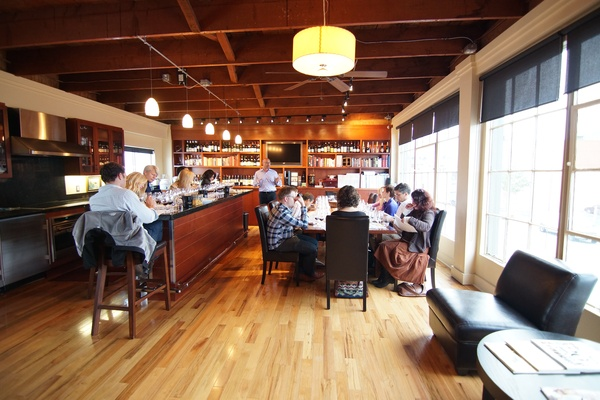 Photo of San Francisco event space venue San Francisco Wine Center's City Room