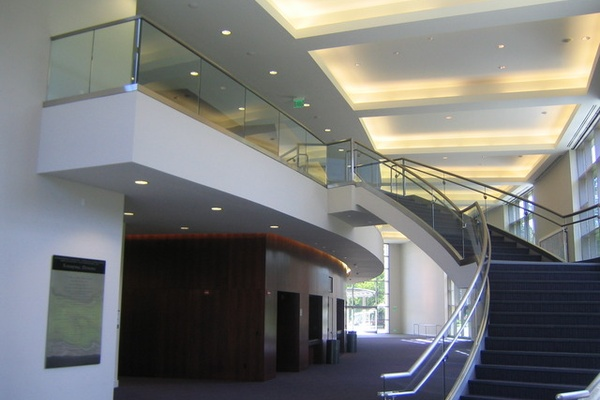 Photo of San Francisco event space venue Napa Valley Performing Arts Center at Lincoln Theater's Grand Foyer