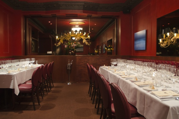 Photo of San Francisco event space venue Alfred's Steakhouse's 886 room