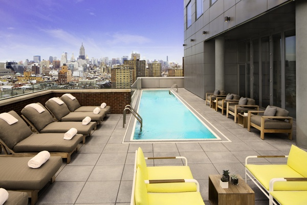 Photo of NYC / Tri-State event space venue Mr Purple's Poolside Lounge