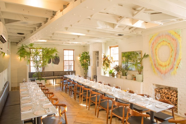 Photo of NYC / Tri-State event space venue Sunday In Brooklyn's 2nd Floor Dining Room