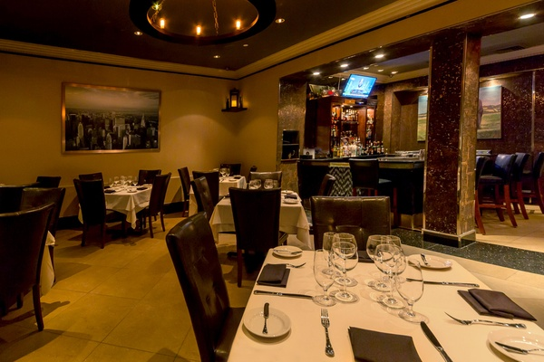 Photo of NYC / Tri-State event space venue Angus Club Steakhouse's Upstairs Room