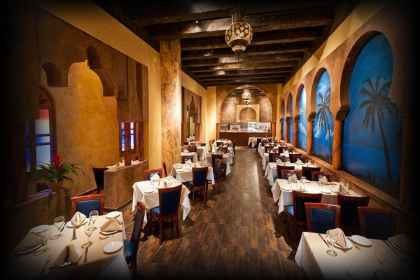 Photo of San Francisco event space venue Arabian Nights Restaurant's Arabian Nights Restaurant