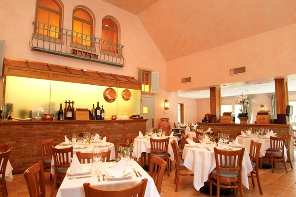 Photo of NYC / Tri-State event space venue Luce Ristorante's Main Dining room