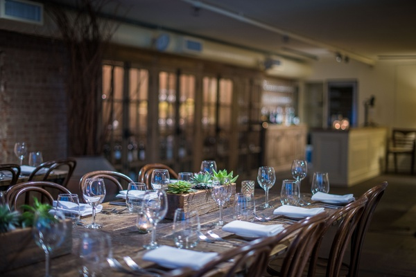 Photo of NYC / Tri-State event space venue Tarallucci e Vino at Union Square 's Mezzanine