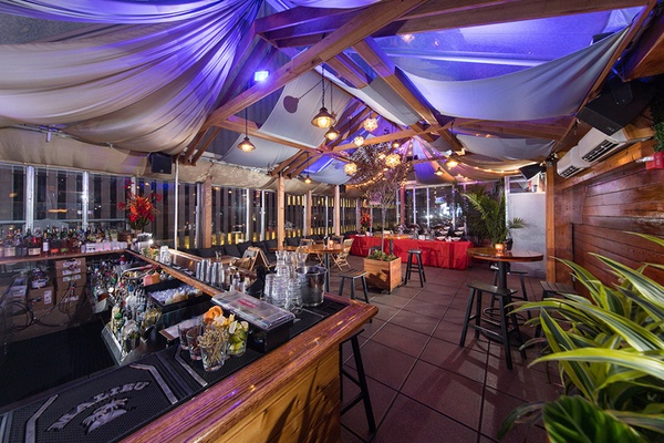 Photo of NYC / Tri-State event space venue Haven Rooftop & Tender Restaurant at the Sanctuary Hotel's Rooftop - North Bar