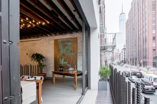 Photo of NYC / Tri-State event space venue landmarc [tribeca]'s Upstairs Dining Room