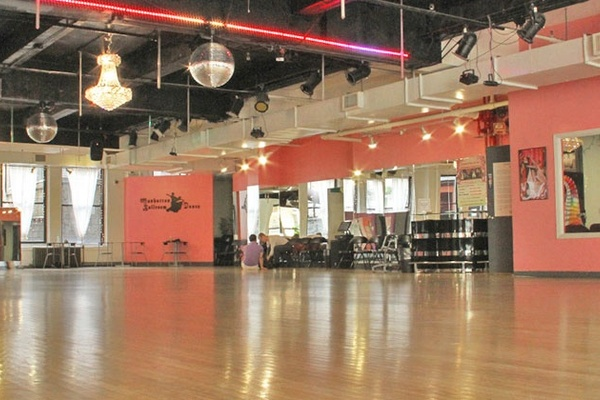 Photo of NYC / Tri-State event space venue Manhattan Ballroom Dance's Manhattan Ballroom Dance