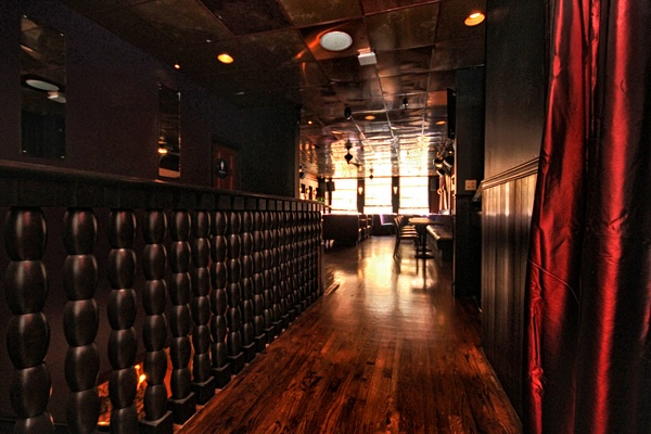 Photo of San Francisco event space venue Toy Soldier's Upstairs Dining Room & Lounge