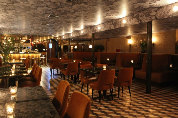 Photo of NYC / Tri-State event space venue Bo's Kitchen & Bar Room's Garden District Lounge