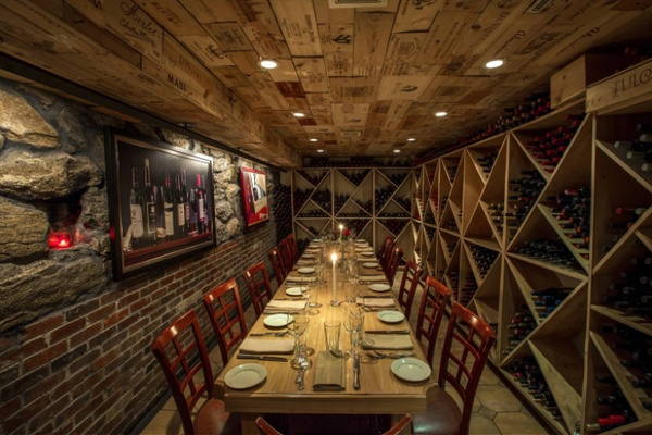 Photo of NYC / Tri-State event space venue Club A Steakhouse's Main Space