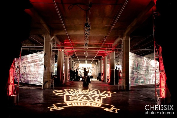 Photo of Chicago event space venue Zhou B Art Center's Group Dance