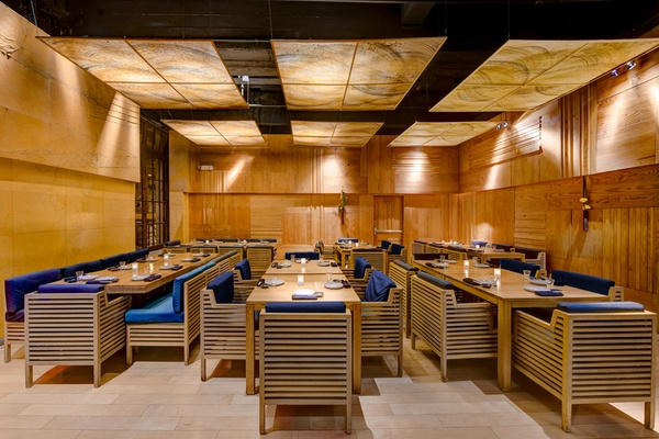 Photo of San Francisco event space venue Ozumo San Francisco's Main Dining- Pine Room