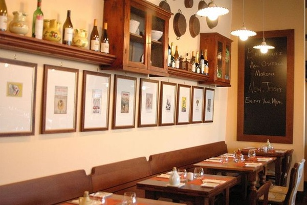 Photo of NYC / Tri-State event space venue Osteria Morini New Jersey's Full Venue Buy-Out