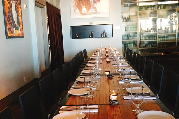 Photo of San Francisco event space venue The Slanted Door's Lounge