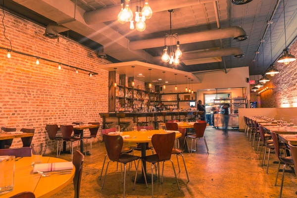 Photo of DC / MD / VA event space venue District Kitchen's Main Dining Room