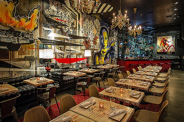 Photo of Chicago event space venue Fulton Market Kitchen's Main Dining Room