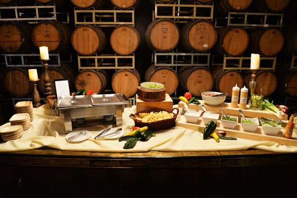 Photo of DC / MD / VA event space venue Domenico Winery's Cask Room