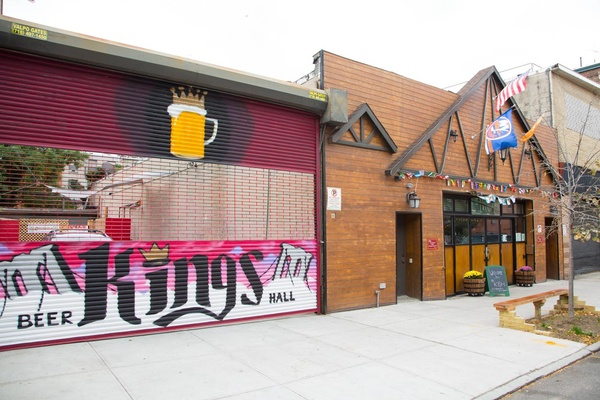 Photo of NYC / Tri-State event space venue The Kings Beer Hall's The Kings Beer Hall