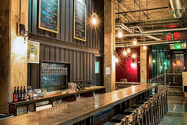Photo of San Francisco event space venue Triple Voodoo Brewery & Tap Room's Main Space