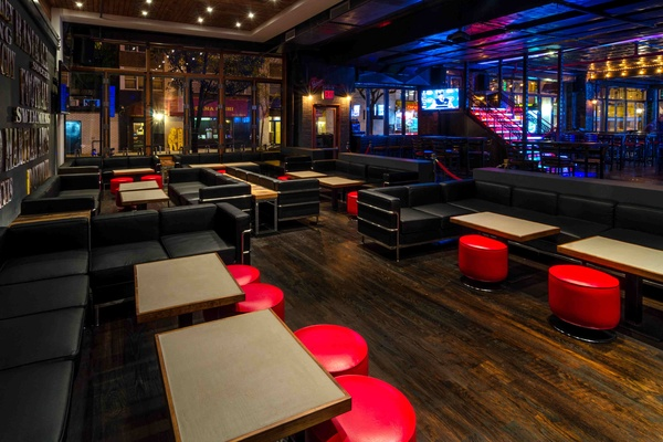 Photo of NYC / Tri-State event space venue Iron Bar & Lounge's Lounge