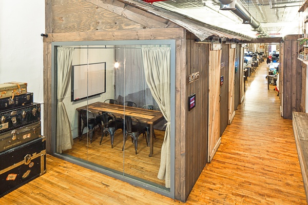 Photo of NYC / Tri-State event space venue The Farm SoHo's Conference Room