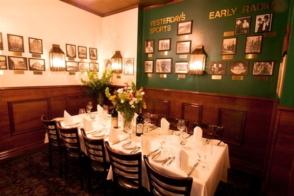 Photo of Chicago event space venue Chicago Chop House's Full Venue