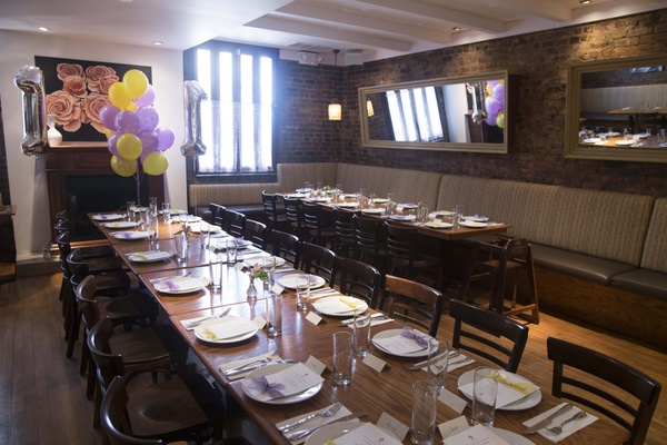 Photo of NYC / Tri-State event space venue Maizal Restaurant's Large Dinning Area