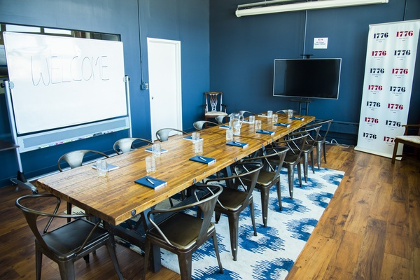 Photo of NYC / Tri-State event space venue 1776 NYC's Conference Room: Enterprise