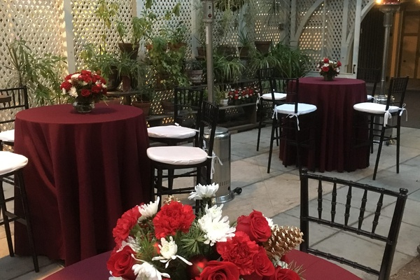 Photo of Bay Area event space venue Winchester Mystery House's Greenhouse