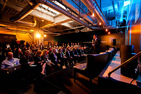 Photo of San Francisco event space venue Workshop Cafe's Full Venue