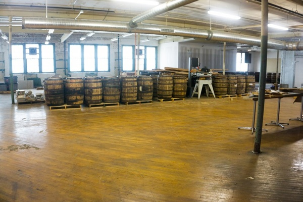 Photo of Chicago event space venue Dovetail Brewery's Main Space