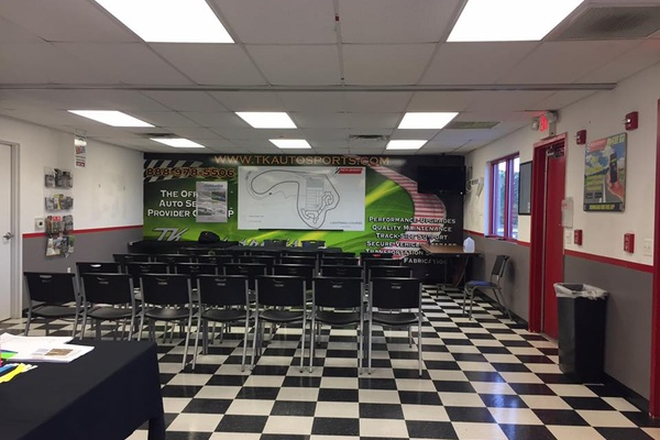 Photo of Greater New York event space venue DeMonte Motorsports's Main Space