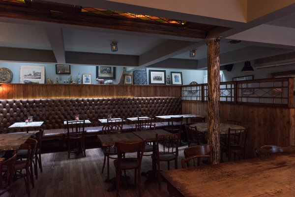 Photo of NYC / Tri-State event space venue Jones Wood Foundry's Main Dining Room