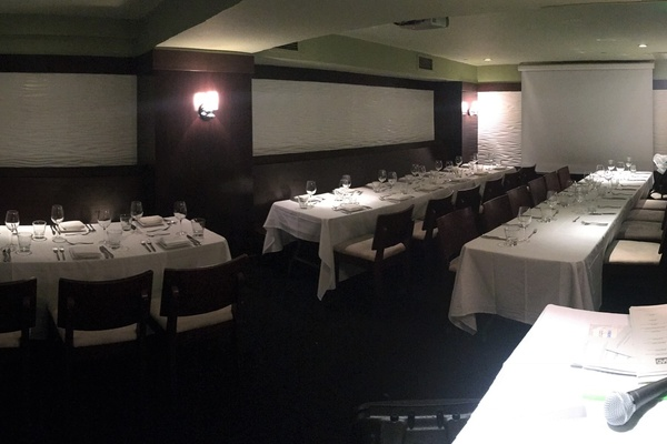 Photo of San Francisco event space venue 5A5 Steak Lounge's Private Dining Room