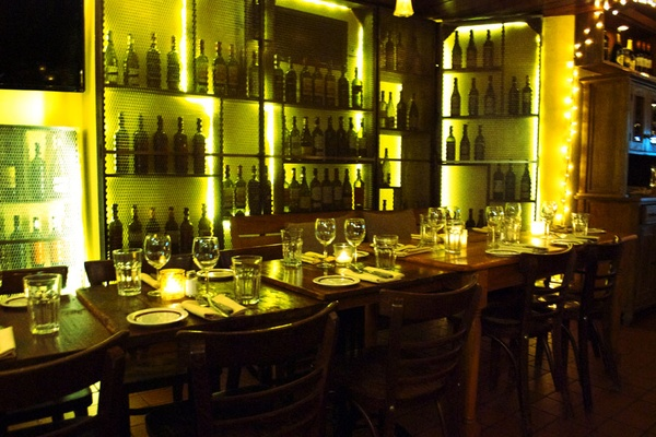 Photo of NYC / Tri-State event space venue Cacio e Vino's Wine Table