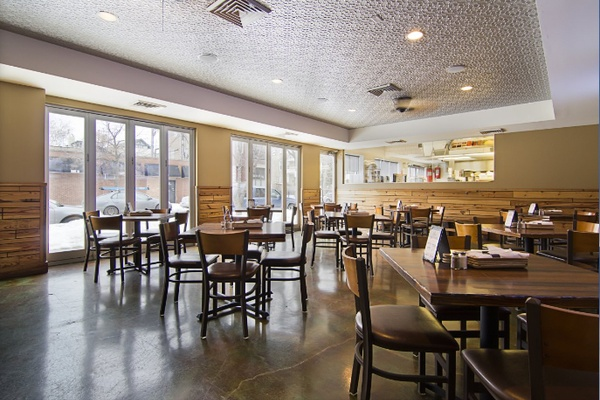 Photo of Chicago event space venue Roots Handmade Pizza - Chicago Avenue's Private Dining Room