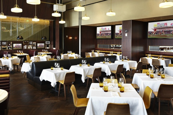 Photo of San Francisco event space venue Bourbon Steak & Bourbon Pub's Full Venue Buy-Out