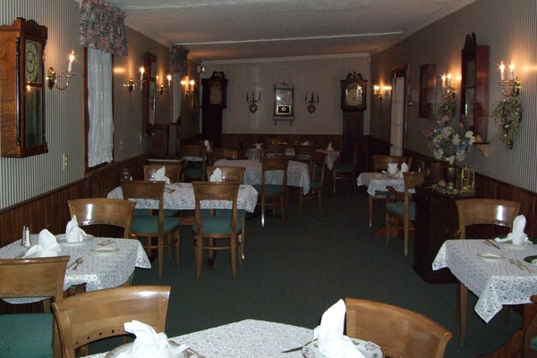 Photo of Greater New York event space venue John's Harvest Inn's Main Space